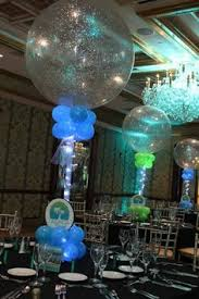 star balloon centerpiece balloon centerpieces pinterest