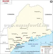 maine map with cities maine map with cities usa maps us country maps
