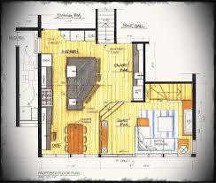 create kitchen floor plan create a floor plan free idolza the popular simple kitchen updates