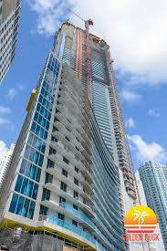 views from the tallest building in miami panorama tower u2014 golden