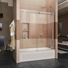 bathroom gorgeous folding glass shower doors 49 this question is
