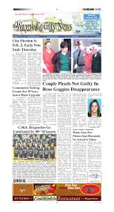 wayne county news 01 27 10 by chester county independent issuu