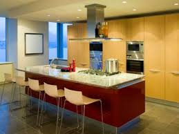 popular one wall kitchen layout with island popular one wall