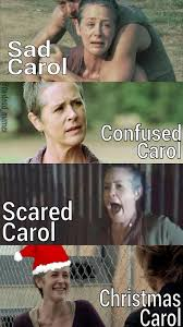 Carol Twd Meme - walking dead memes on twitter stages of carol thewalkingfans