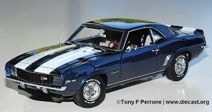 dusk blue camaro 1969 camaro z 28 diecast model legacy motors
