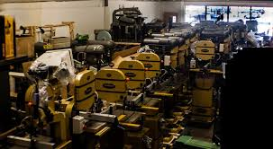 Used Woodworking Equipment Ontario Canada by Ford Machinery Supply