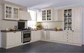 White Kitchen Cabinet Styles by White Kitchen Cabinet Styles Euro Style Classic White Pvc Kitchen