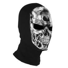 Terminator Halloween Costume Popular Hooded Skull Mask Buy Cheap Hooded Skull Mask Lots