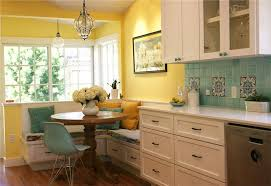cozy corner dine in clever eat in kitchen designs homeportfolio