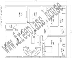 44 37 feet 151 square meters house plan