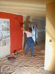 hall painting doug robinson house painting interior