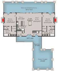 master suites floor plans log home plan with master suites 13305ww architectural