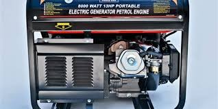 earthquake generator 13 hp 8 000 watt generator with epa approved engine neiko be ready