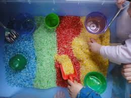 Sand Table Ideas Table Or Indoor Sandbox