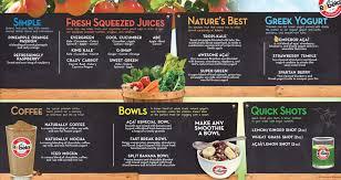 menu robeks juice