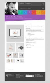 Portfolio Folder For Resume Resume Portfolio U0026 Cv Vcard Gridus By Neuethemes Themeforest