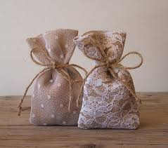 burlap wedding favor bags rustic wedding 50 pc favor bags by myrusticdream on etsy loudes