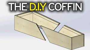 would you bury your loved one in this u0027ikea style u0027 diy coffin can