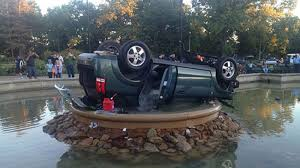 this suv crash is like a hollywood stunt gone wrong