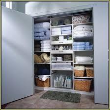 furniture opened shelves drawers in glass door ikea linen closet
