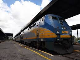 Seeking Montreal Via Rail Seeking Federal Budget Funding For 1 3b Passenger Car