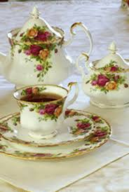 country roses tea set china tea sets would you like to be a collector