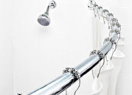best shower curtain rod a cozy home