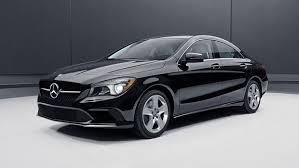 mercedes a class black 2018 cla250 4 door coupe mercedes
