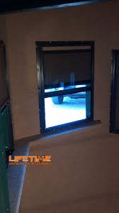 Sliding Deer Blind Windows Imvs Inside Vertical Mount Slider Window Deerviewwindows Com