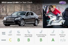 lexus ls 460 used car review 2015 lexus ls 460 car seat check news cars com