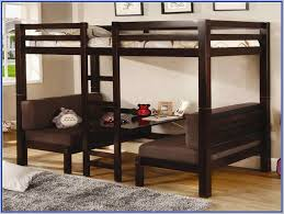 Image Result For White Bunk Bed With Desk Under Bunk Bed With - Queen bunk bed with desk