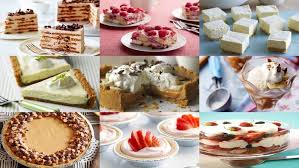 cuisine dessert 21 no cook desserts for who just don t recipes