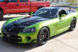 dodge viper snake 2009 dodge viper acr snake skin green click to find out more