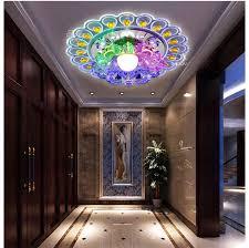 surface chambre hotel porche décorations lumière colorée le de lumière au plafond pour