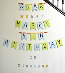 diy dinosaur birthday party decorations this grateful mama
