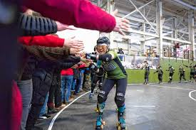 Derby University Login Roller Derby Fosters A Culture Of Acceptance Support