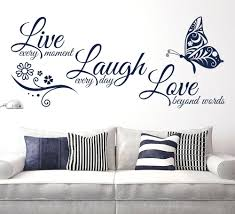 Home Decor Express Wall Ideas Vinyl Wall Decor Quotes Wall Stickers For Home