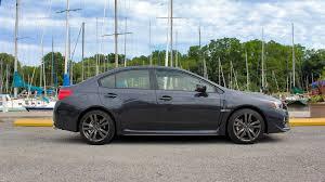 subaru minivan 2016 2017 subaru wrx sport tech cvt test drive review