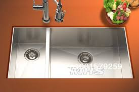 Double Sinks Kitchen by Creative Of Kitchen Undermount Sinks Stainless Steel Vigo Vg2918