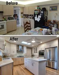 mid century modern kitchen remodel ideas before after photos of a mid century kitchen that goes modern