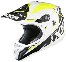 motocross helmets uk ixs hx 179 flash silver black white motorcycle helmets ixs