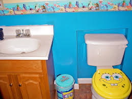 Kids Bathroom Decor Sets Home Design Kid Bathroom Art Print Mermaid Pirate Bath