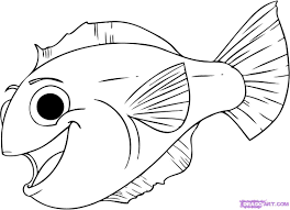 drawing of a fish free download clip art free clip art on
