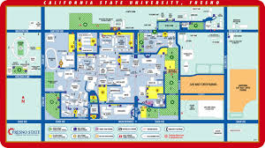 Cal Poly Pomona Campus Map Fresno State Map