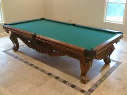 Professional Pool Table Size by Fischer Pool Tables Awe Inspiring On Table Ideas With Pool Table