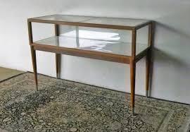 Glass Cabinets Kitchen Old Glass Display Cabinets Edgarpoe Net