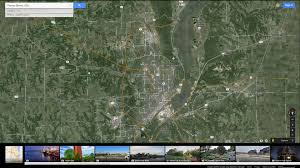Map Of Peoria Illinois by Peoria Illinois Map