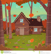 attractive plans for a log cabin 7 cabin woods cartoon