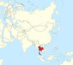 Thailand World Map by File Thailand In Asia Mini Map Rivers Svg Wikimedia Commons