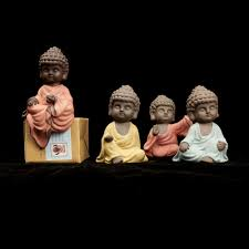 online get cheap ceramic buddha statues aliexpress com alibaba